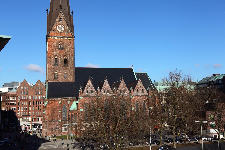 Hauptkirche Sankt Petri Hamburg