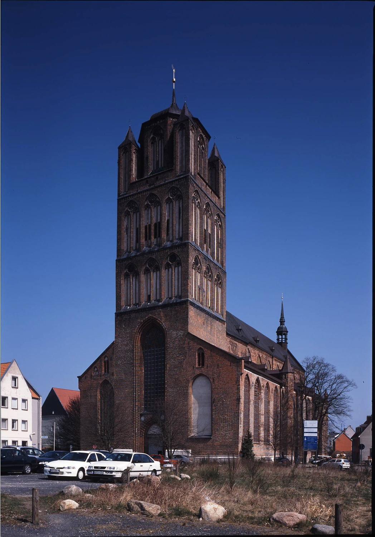 Deutsche Stiftung Denkmalschutz: St. Jakobi - Stralsund