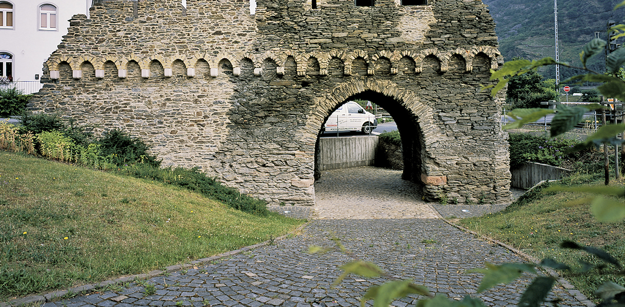 Stiftung Stadtmauer Oberwesel